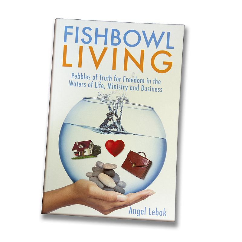 Fishbowl Living Front Cover